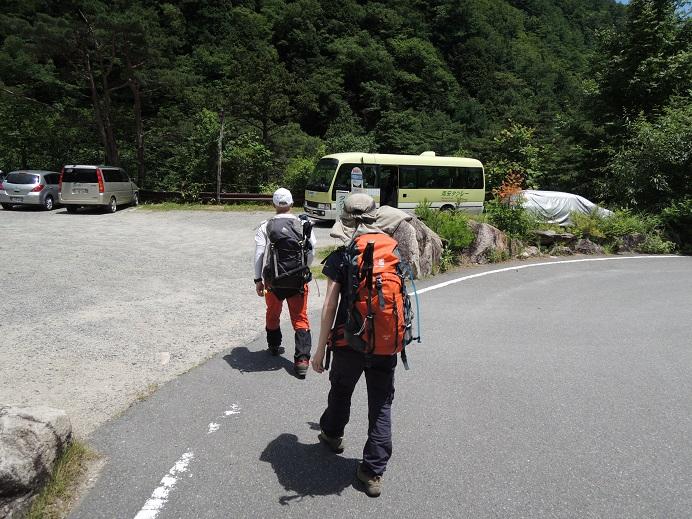 燕岳に登る!! 【続き】