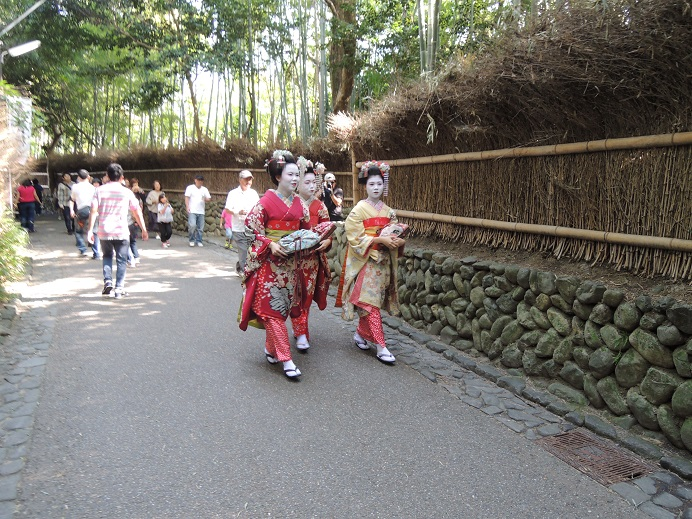 京都を散策♪