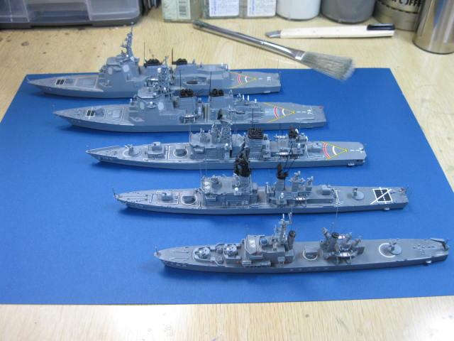海自 対空ミサイル護衛艦