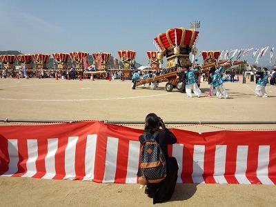 だんじり祭3