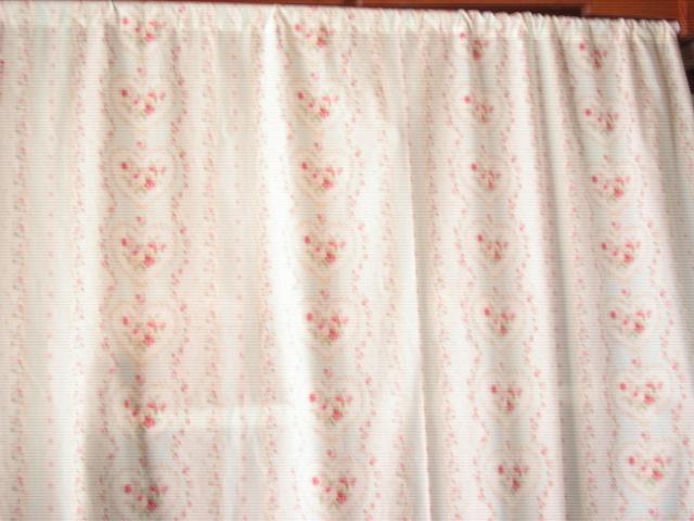 目隠しカーテン♪