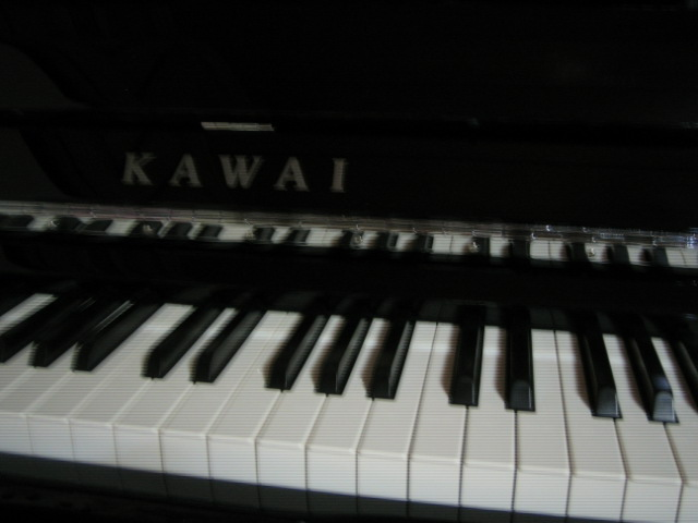 ピアノです♪