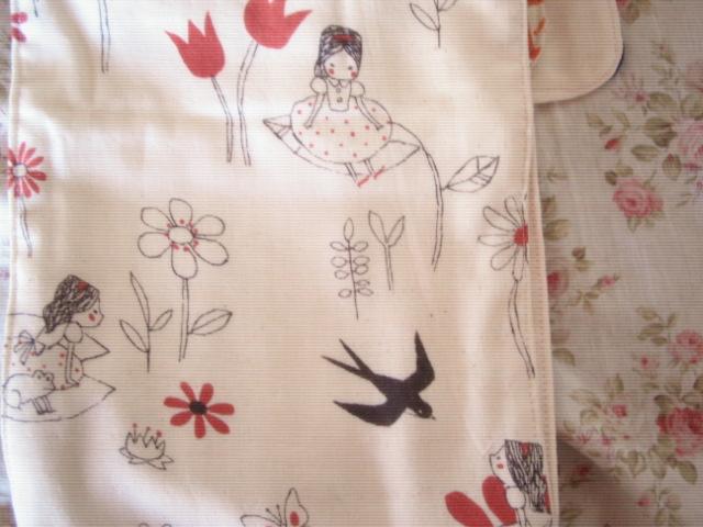 親指姫のタオルだよ