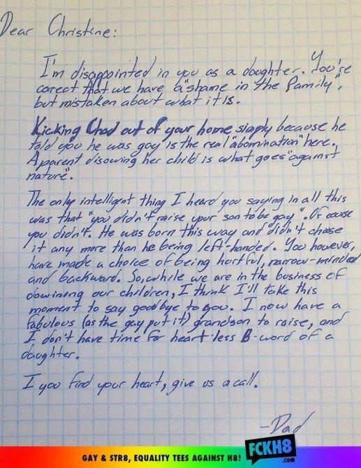 grandpa letter