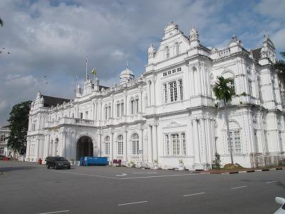 マレーシアペナン島滞在記