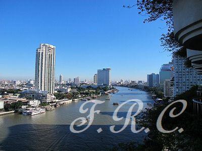 シャングリラ ホテル バンコク (Shangri-La Hotel, Bangkok) ファミリー旅行記