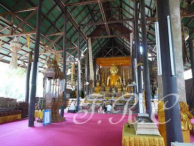 ワット・チェディ・ルアン(Wat Chedi Luang)観光 【チェンライ旅行記】
