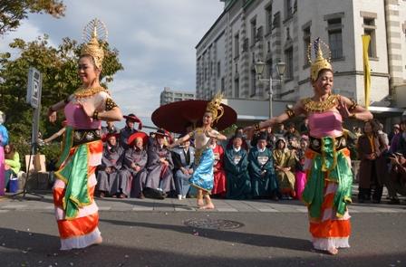 タイの舞踊