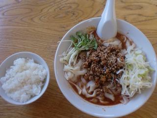 2013年03月16日 刀削麺