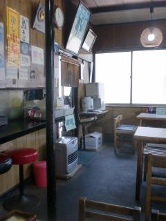 2013年05月18日 永楽庵・店内
