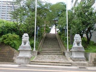 2013年07月07日 榴岡天満宮・入口