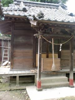 2013年07月07日 千手観音堂・猫