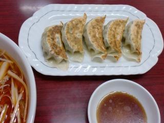 2013年07月07日 廣聚隆・餃子