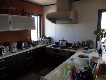 Cocina キッチン
