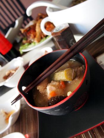 フィリピンのスープ