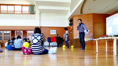 みずほ幼稚園 はらっぱクラブ 201411