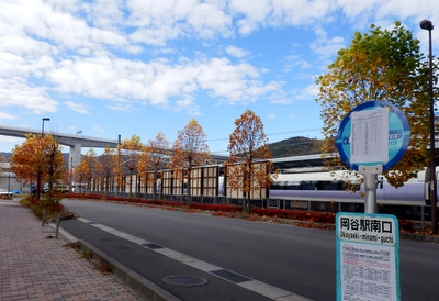 岡谷駅南口