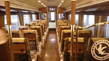 A列車 客席