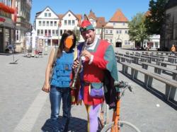 07 2013 hameln (ハーメルン) in ドイツ