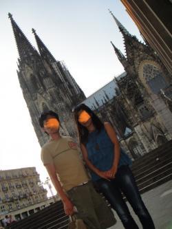 07 2013 ケルン in ドイツ