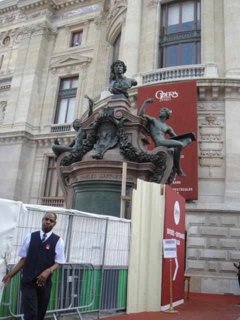07 2013 Paris in フランス