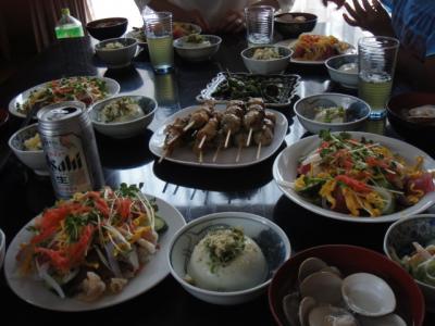 08 2013 食事会