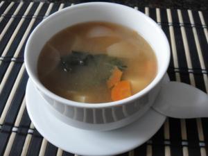 Sushi-Bar 味噌スープ