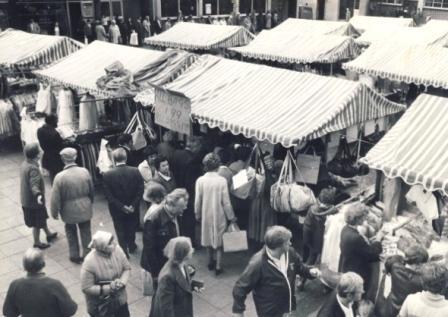 oldサウスシールズマーケット