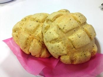 11月紅茶メロンパン