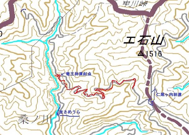 0428竜王林道