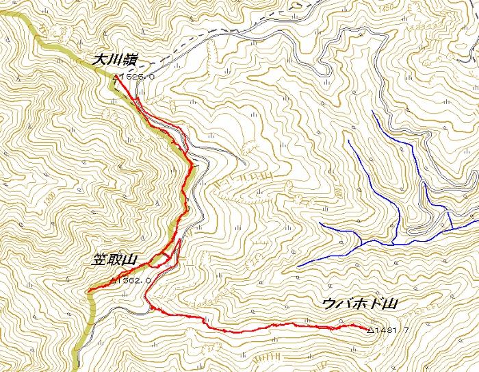 0531大川嶺