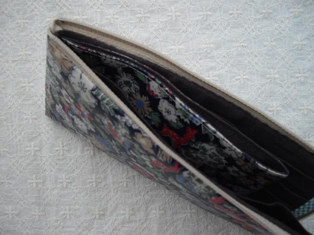 リバティ長財布