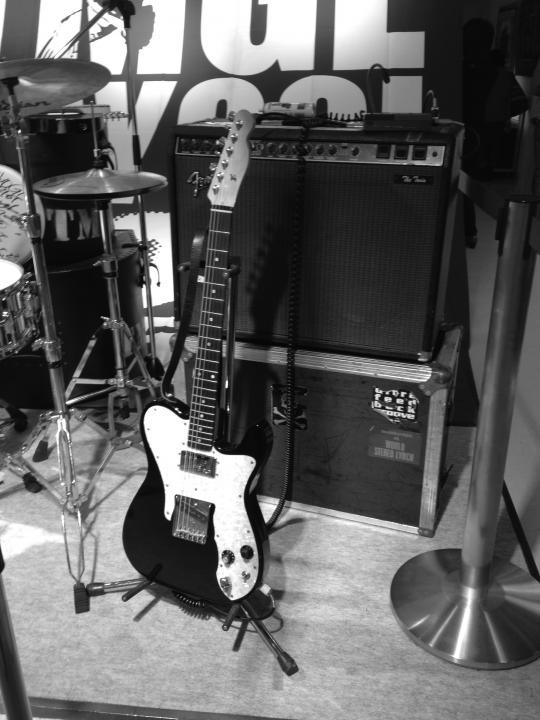 アベギター