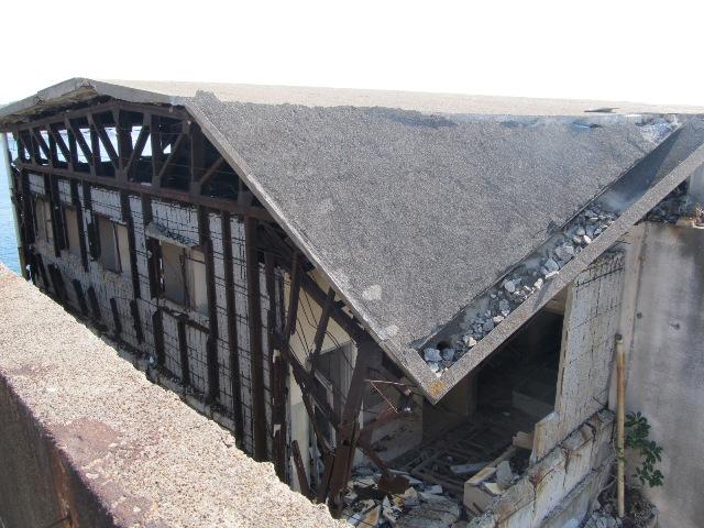 学校の屋根