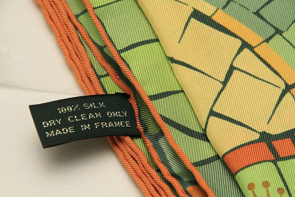 444444Parachrome scarf