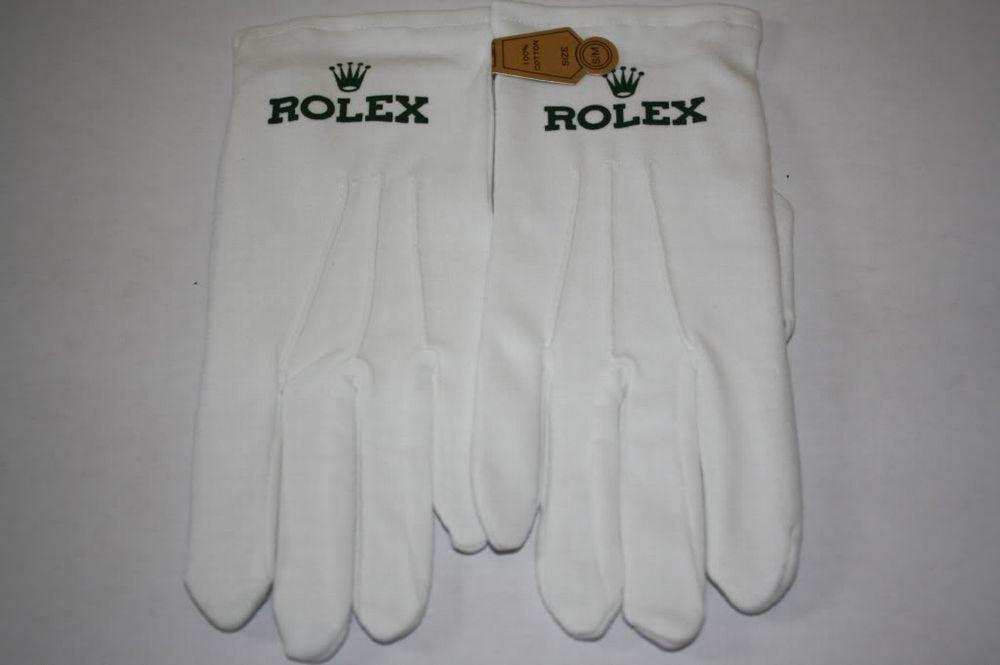 Presentation gloves