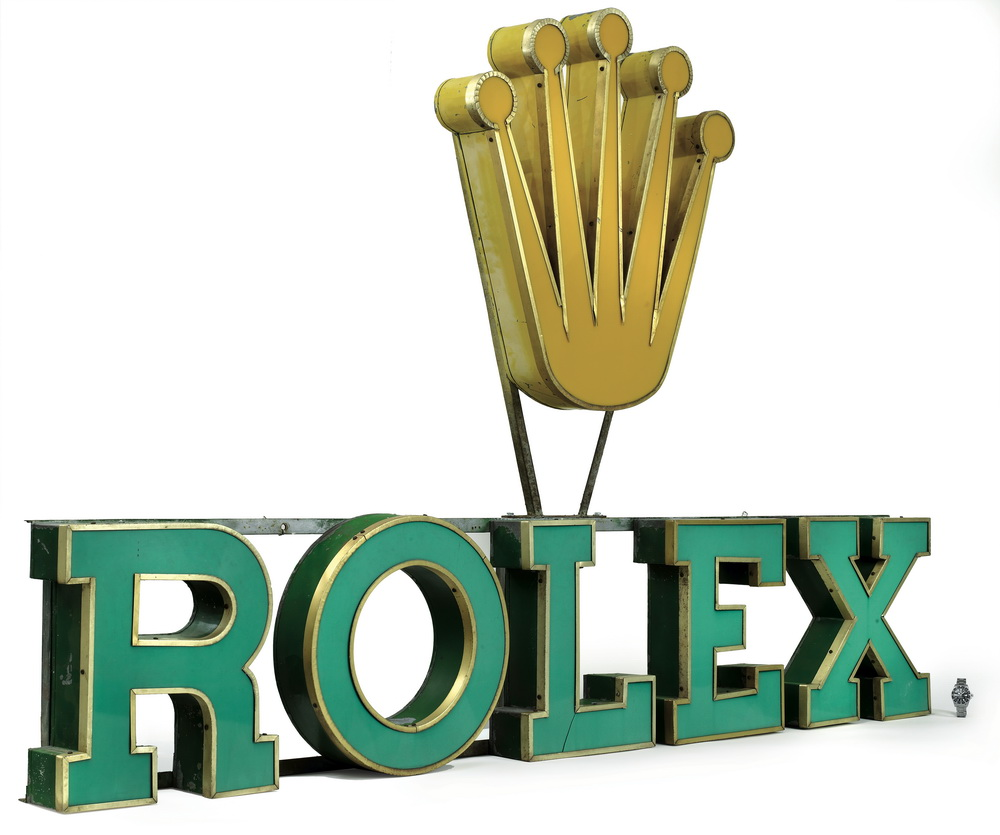 010Rolex Amazing Accessories Sold At Antiquorum Auction