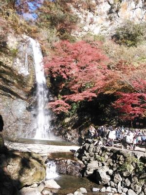 箕面の滝10