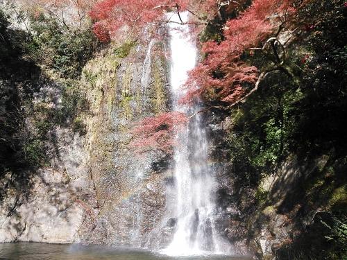 箕面の滝17