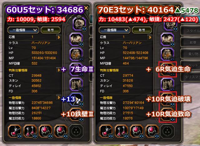 130824_60U70E3セットステータス比較