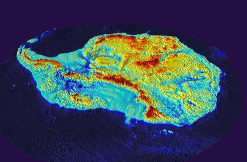 南極は初めて裸見
