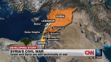 シリア情勢が緊迫する中、イスラエルが米国の協力でミサイルの発射実験を行った
