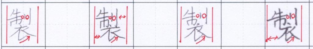 製の分析2
