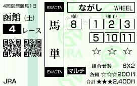 0817函館4(不的中)