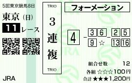 1124ジャパンカップ