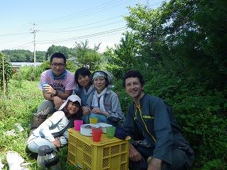 細川農園 ブルーノさん④