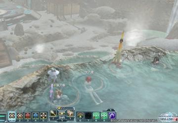 PSO2 温泉1