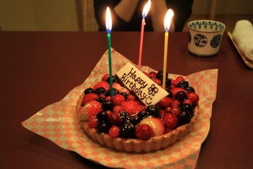 誕生祝23