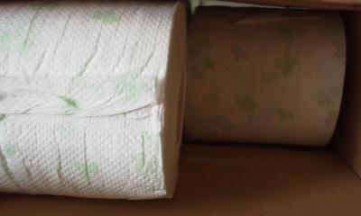 トイレットペーパー箱