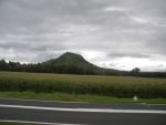 オーヴェルニュの山